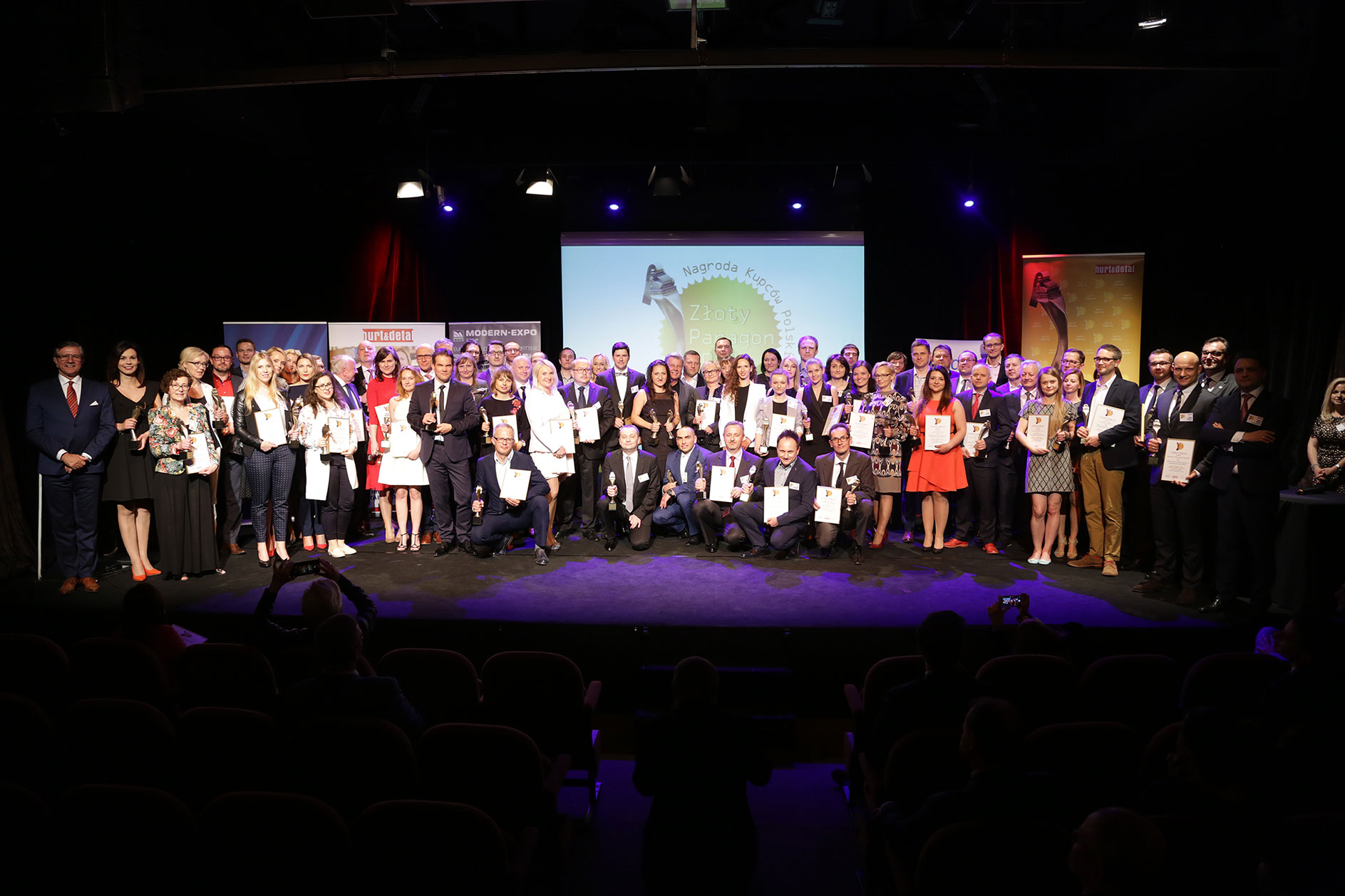 Konkurs Złoty Paragon 2017 – Nagroda Kupców Polskich rozstrzygnięty!