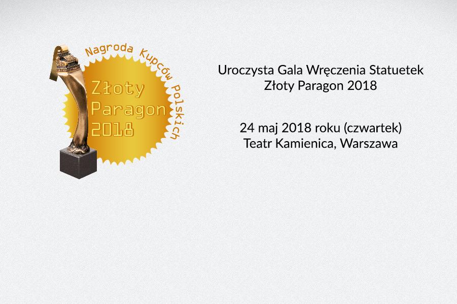 Potwierdzono datę Finału VIII Edycji Konkursu Złoty Paragon