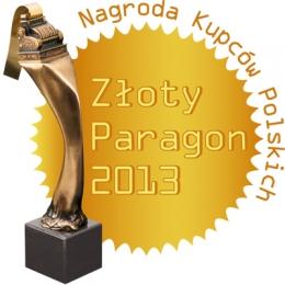 Nagrody dla Detalistów w konkursie Złoty Paragon 2013 - Fundatorzy