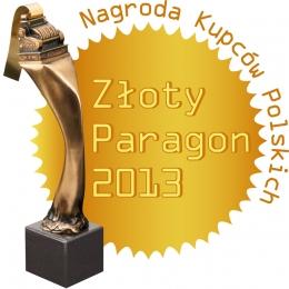Lista produktów zgłoszonych do konkursu Złoty Paragon 2013